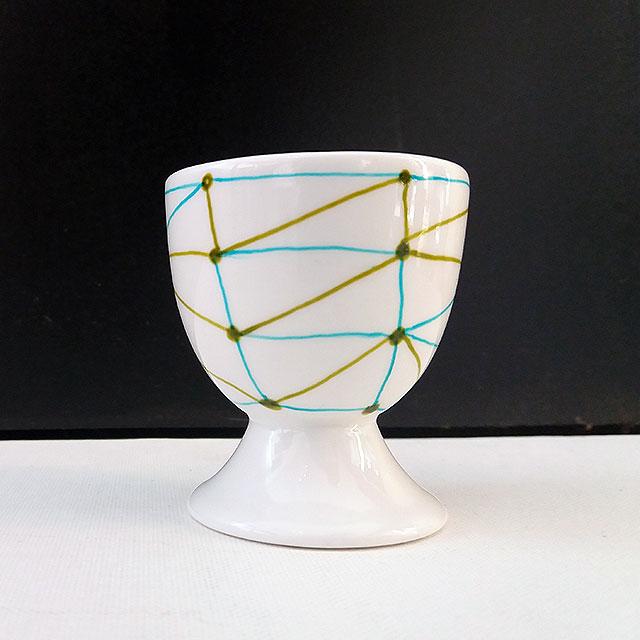 Porcelaine-Coquetier Graphique