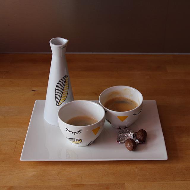 Porcelaine-Bol Piou-Piou